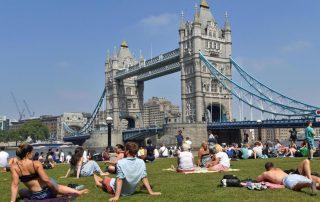 organizar viagem para Londres