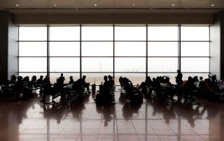 Direitos de compensação de atraso de voo